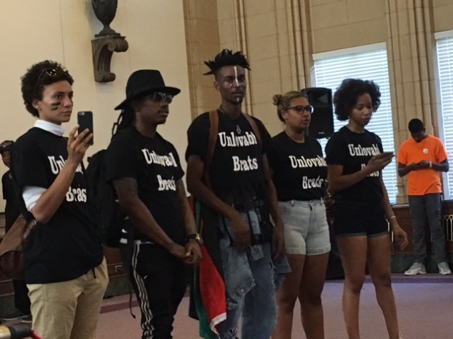 BLM Atlanta Leaders July 18 2016
